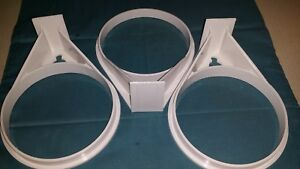 3 Suction Canister Hardware Mounting Bracket Ring Surgical Medical O r Hospital