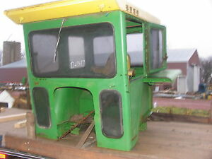 Tractor Cab John Deere With Heater 5020 7520 7020