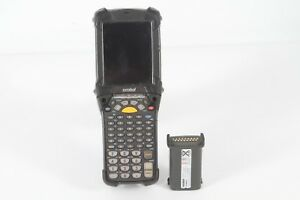 Symbol Motorola Mc9190 Ga0swgya6wr Handheld Wireless Barcode Scanner W o Pen