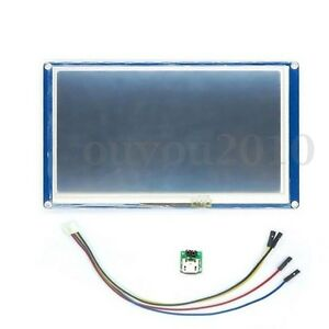 7 0 Inch Nextion Hmi Intelligent Usart Uart Touch Display Panel Tft Lcd Module