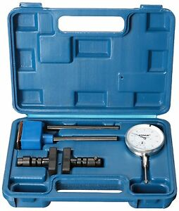 Central Tools 0 1 Dial Indicator Gauge Test Set W Magnetic Base 3d101