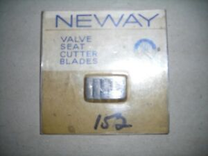 Neway Valve Seat Cutter Body Blades 5 152 1 2 For 60 75 Degree Bodies