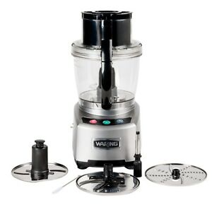 New Waring Wfp16s Commercial Food Processor
