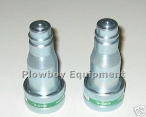 Hydraulic Adapters Old Style Deere Female To Male Pioneer For John Deere Tractor