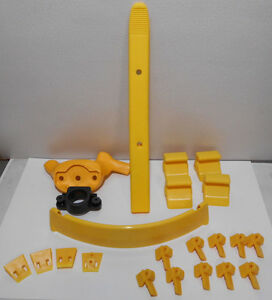 Tire Changer Nylon Rim Protector Parts Kit Fits Hofmann Snap on John Bean