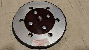 Hutchins 5005 6in 6 Hole Base Pad For 505 Air Sander