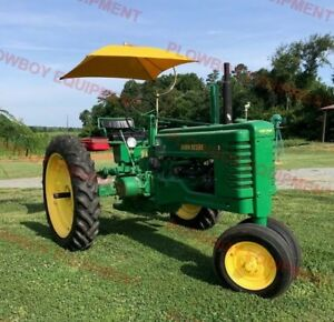 Tu56y Universal Tractor Yellow Complete Umbrella Set up For John Deere