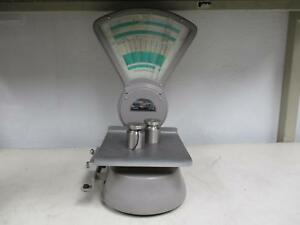 Pitney Bowes S 510 Vintage Postage Scale 5 10 Lbs T102875
