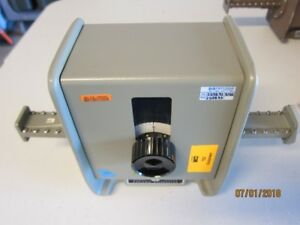 Hp P382a Rotary Vane Waveguide Attenuator 8 12ghz Looks Great works Fine Wr90