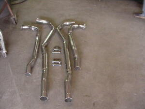 1968 To 1973 Corvette Dual Exhaust S s 304