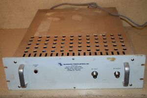 Microwave Power Devices Solid State Amplifier Ewa 0210 21 5042