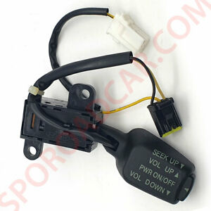 Steering Wheel Audio Remote Control Switch For 2003 08 Tiburon Oem Parts