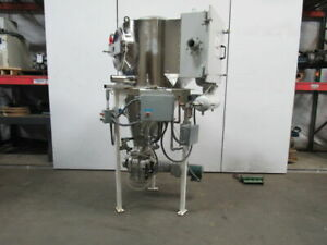Ltg Aerob Cyclone Dust Collector Filtration System Stainless Steel Food Grade