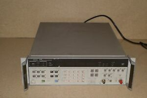 Hewlett Packard 3325b Synthesizer Function Generator 2
