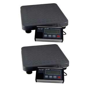 My Weigh Hd 300 Heavy Duty Digital Shipping Scale 2 pack