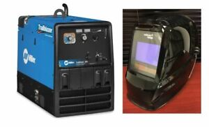 Miller Trailblazer 325 Engine Drive Welder generator W Electric Fuel Pump
