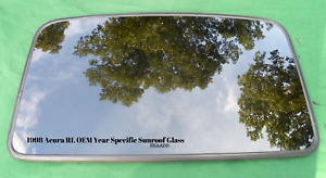 1998 Acura Rl Year Specific Sunroof Glass Oem No Accident Free Shipping