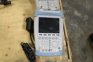 Rohde Schwarz Fsh3 3 Ghz Spectrum Analyzer