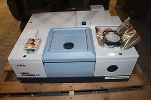 Very Nice Bruker Equinox 55 Ft ir Spectrometer