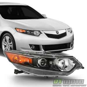 hid Type 2009 2014 Acura Tsx Headlight Headlamp Replacement Rh Passenger Side