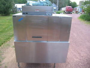 Hobart Dishwasher Stainless Steel Commercial Restaurant C54a