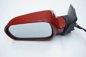 2002 2006 Acura Rsx Driver Side Mirror Oem red