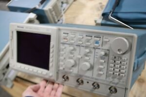 Tektronix Tds 524a Oscilloscope Working