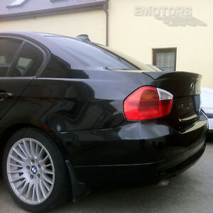 Ship From La For Bmw 3 series E90 4d Oe Trunk Rear Spoiler 2014 328i M3 325i