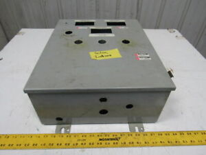 Wiegmann 16x20x7 Electrical Enclosure Type 12