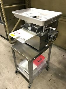 Patty o matic Protege Automatic Patty Forming Machine W mobile Stand