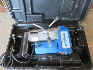 Hougen Magnetic Drill Hmd505 With Case