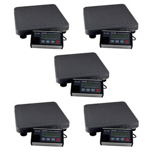 My Weigh Hd 300 Heavy Duty Digital Shipping Scale 5 pack