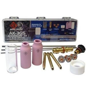 Ck Worldwide Tig Accessory Kit 3 Gas Saver Ak 3gs