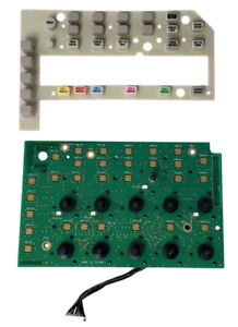 Front Panel Control Board Part W Keypad For Tektronix Tds2014 New