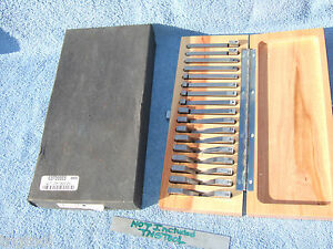 Brown sharpe Angle Blocks 17 1 4 To 45 Machinist Toolmaker Inspect Mill Grind