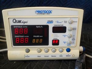 Welch Allyn Protocol Quick Signs 52000 Series