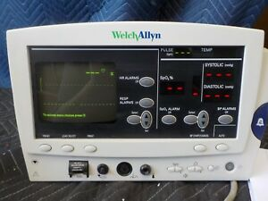 Welch Allyn 6200 Series Patient Vital Signs Monitor With Flexiport