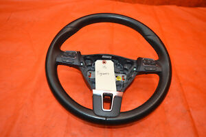 2015 15 Vw Tiguan Oem Leather Steering Wheel Switches