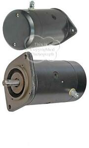 New Pump Motor For Hale Fire Pump Wisconsin Power Wheels Purex Waterous Mue6316