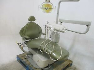 Marus Dc1700 Dental Patient Exam Chair W Delivery System
