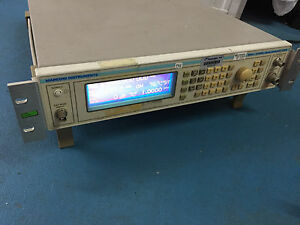 Marconi 2024 10 Khz To 2 4 Ghz Signal Generator High Power Opt 3