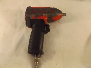 Snap On Tools Super Duty Mg31 Air Impact Wrench 3 8 Drive