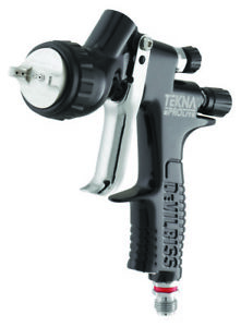 Tekna 703567 Prolite Gravity Spray Gun 1 2 1 3 1 4 Tips Te10 Te20 Air Caps