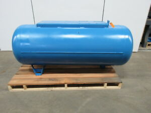 200 Gallon Horizontal Air Compressor Tank 200 Psi Tested