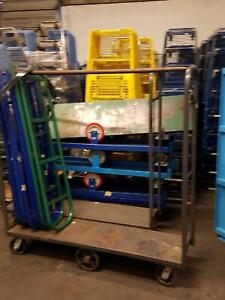 U Boat Stock Carts Used Store Warehouse Backroom Store Cart Material Handling