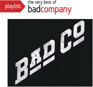 Bad Company Playlist: Very Best of New CD $9.25