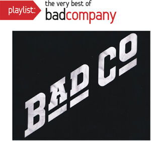 Bad Company Playlist: Very Best of New CD $9.04