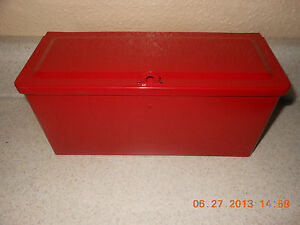 Tool Box New Ford 8n Tractors