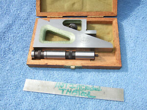 Helios German Made Planer Gage W case Machinist Many More Us Made Here