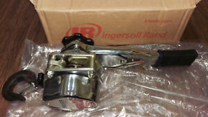 New Ingersoll Rand 3 4t Silver Series Sl150 Lever Chain Hoist With 10 Chain